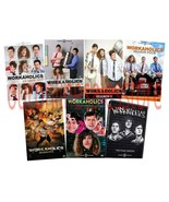 Workaholics Complete TV Series All 1-7 Season DVD Set Collection Episode... - $118.79
