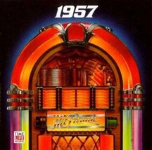 Time Life  ( Your Hit Parade 1957 ) CD - $2.25