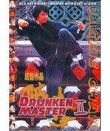 Drunken Master #2 DVD Jackie Chan 2013 kung fu action classic - $23.00