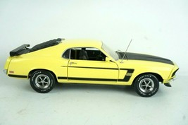 Franklin Mint 1/24 Scale 1969 Ford Mustang Boss 302 - $84.12