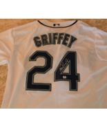 Ken Griffey Jr signed autographed jersey MLB Major League Baseball COA C... - $224.95