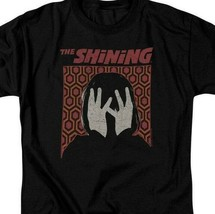 The Shining t-shirt Stephen Kings retro 80's horror graphic cotton tee WBM734 image 2