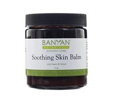 Banyan Botanicals Soothing Skin Balm - Certified Organic, 4 oz - Neem and Vetive