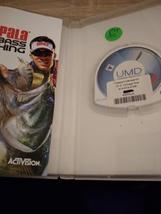Sony PSP Rapala: Pro Bass Fishing image 2
