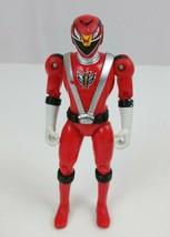 "2008 Bandai Power Rangers RPM Red Ranger 5.25"" Action Figure - $4.99"