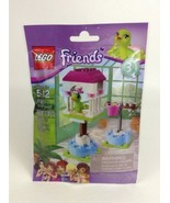 New Lego Friends Parrot's Perch (41024) 32 Pieces - Series 3 Sealed - $10.84
