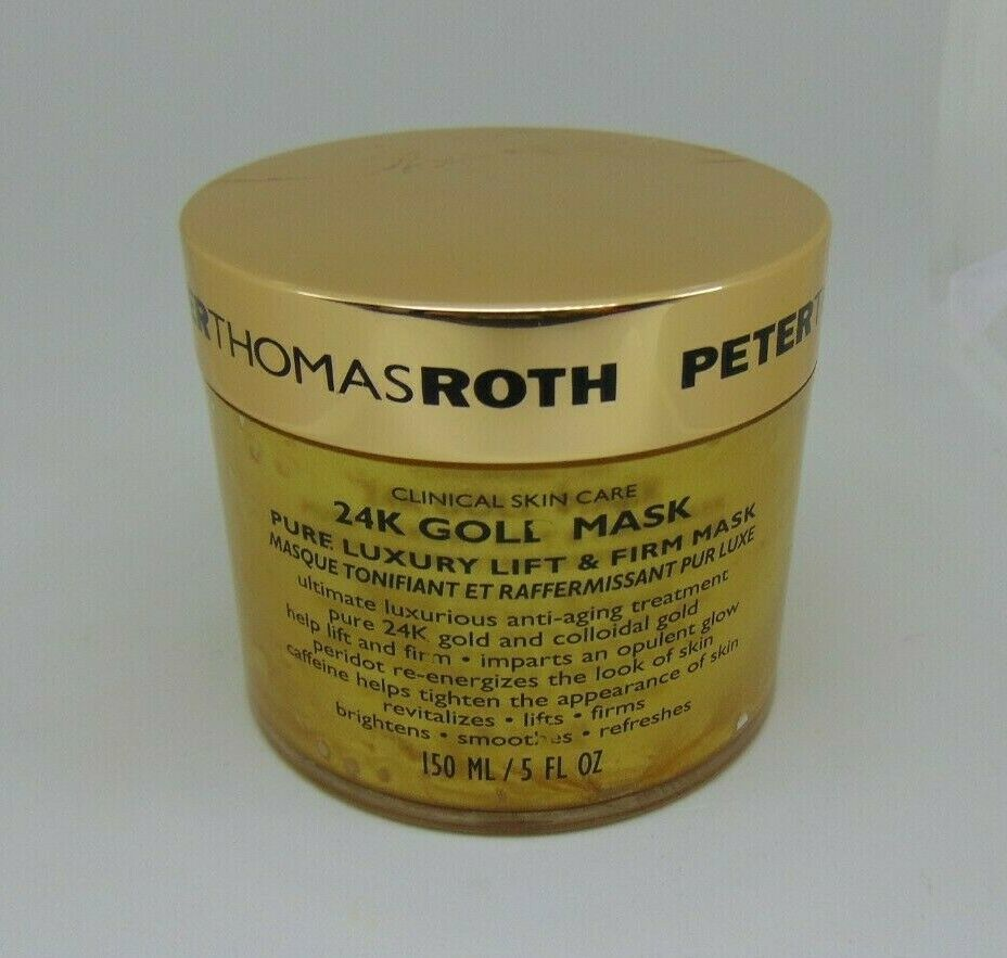 Primary image for PETER THOMAS ROTH 24K Gold Mask Lift & Firm 5.0oz/150ml