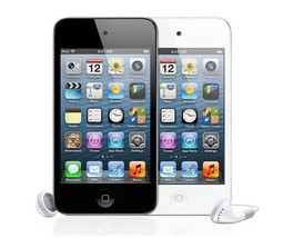 Apple Ipod Touch 4th Generation 3.5'' MP4 Player 16GB Bluetooth Wi-Fi MP... - $109.00