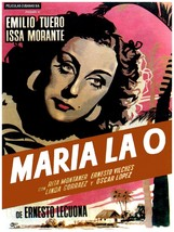 Decorative Poster.Interior wall art design.Movie Maria La O.Theater.Art.... - $9.90+
