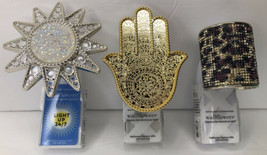 Bath & Body Works HAND Wallflower Plug In Diffuser HAMSA & Sparkling Star & More - $42.08