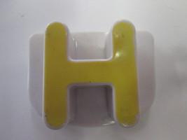 Leap Frog Fridge Phonics Capital H Replacement letter - $1.97