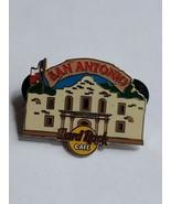 Hard Rock Cafe San Antonio pin  ALAMO Building Facade - $14.85