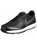 NIKE Golf Men's Lunar Mont Royal High Performance Golf Shoe, Black/Summi... - $94.06