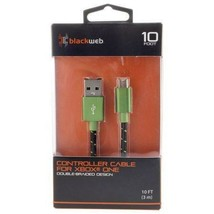 Blackweb by Walmart controller cable for xbox one, 10 feet - $5.94