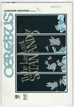Cerebus #49 Bronze Age Collectible Comic Book Aardvark-Vanaheim! - $3.19