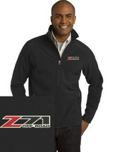 Chevy Z71 Black Embroidered Port Authority Core Soft Shell Jacket NEW - $39.99