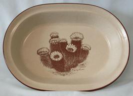 """Noritake Desert Flowers 8341 9"""" Oval Serving Bowl - $35.53"""