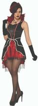 Forum Novità Donna Vampiro Temptress Adulto Donna Halloween Costume 82213 - $38.59