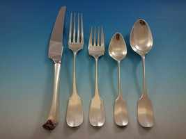 Smithsonian by Kirk Sterling Silver Flatware Set For 8 Service 43 Pieces Dinner - $3,900.00