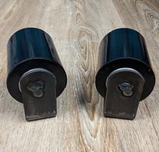 """Slide Gate Roller 3"""" Guide Rubber Sliding Rolling Metal Door Wheel Black... - $23.00"""