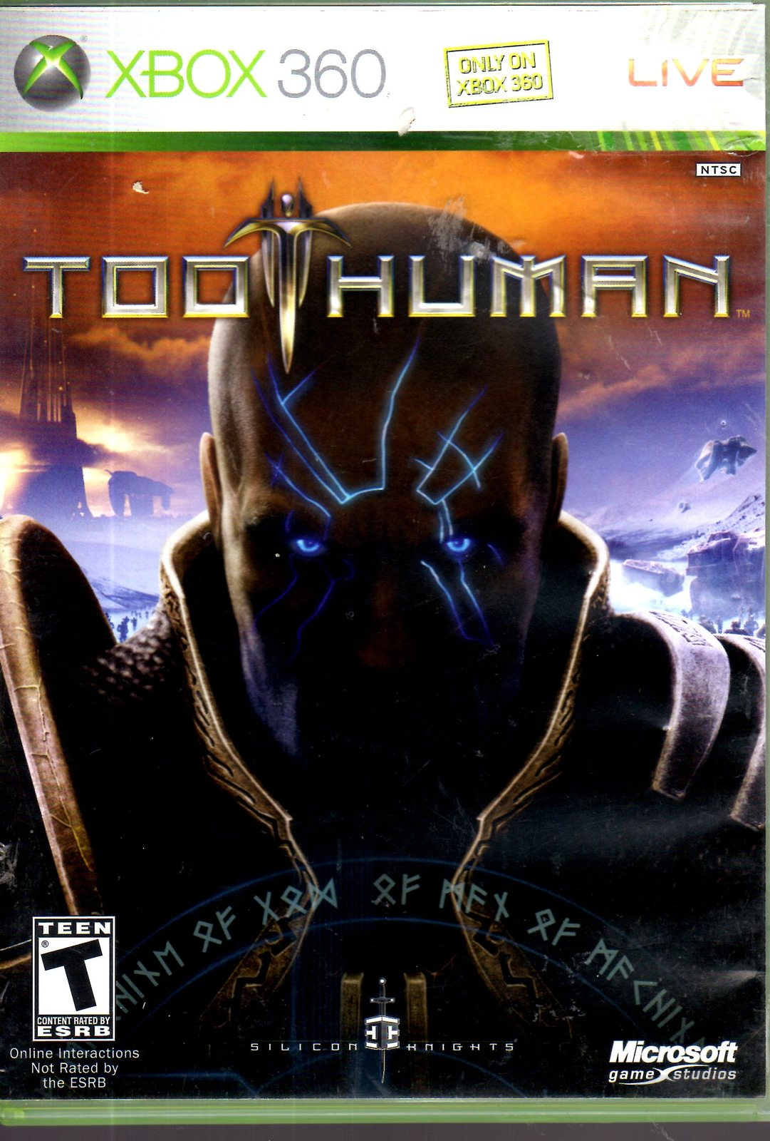 Primary image for XBox 360 - Too Human