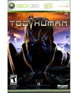 XBox 360 - Too Human - $7.50