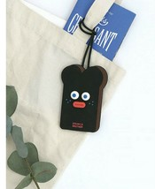 Brunch Brother Suitcase Luggage Tag Poped Eyes Baggage Travel Bag (Burnt Toast) image 2