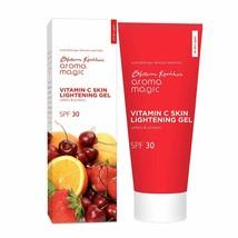 Aroma Magic Vitamin C Skin Lightening Gel 100 gm / 3.4 Oz Free Shipping - $12.86