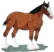 Custom and Unique Spirit of Stallions [Clydesdale Horse ] [Custom and Un... - $15.83