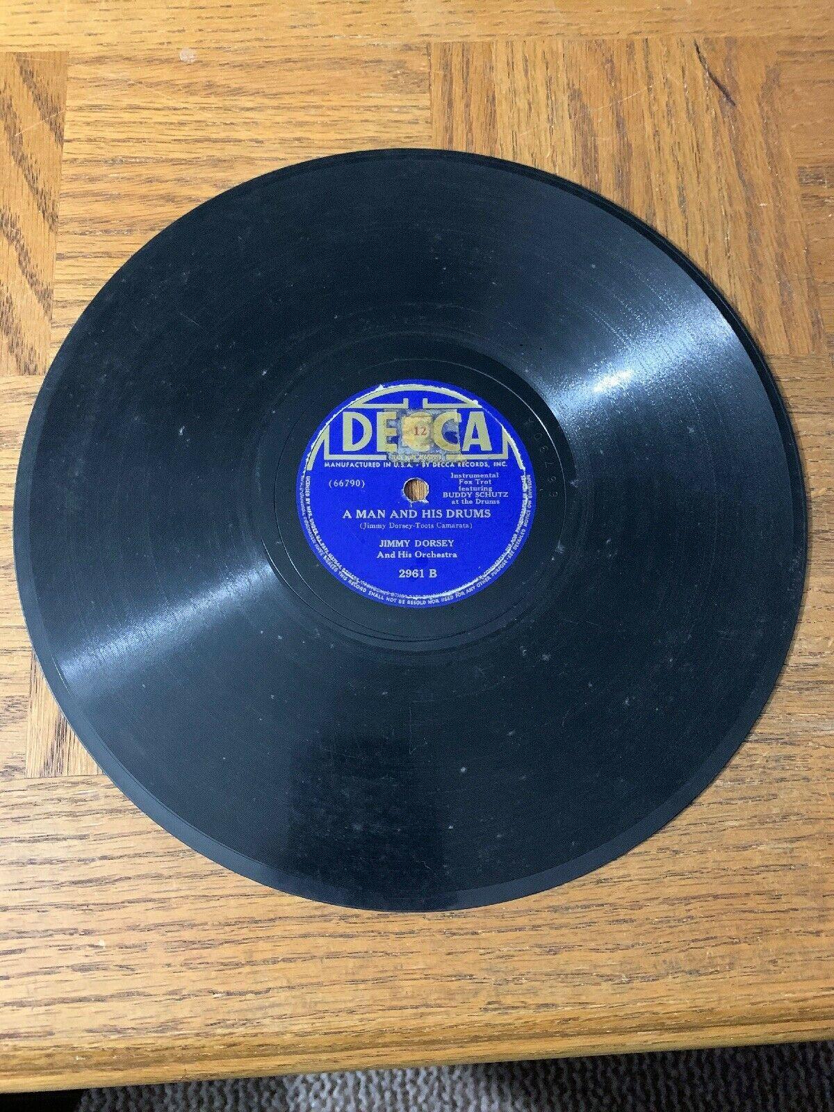Jimmy Dorsey Record