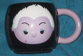 DISNEY STORE TSUM TSUM URSULA 2016 Ceramic 3D Cup/mug 16 oz NEW - $22.32