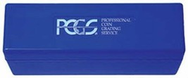 NEW PCGS Blue Plastic Slabbed Coin Storage Box 20 Coin Slab Holder ANACS Fit Too image 1