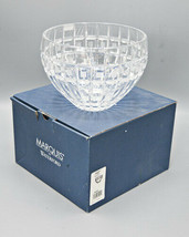 "Waterford Crystal Marquis Quadrata 8"" Bowl Centerpiece Home Decoration - $51.99"