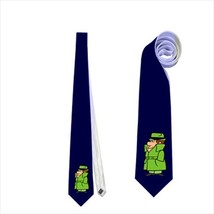necktie inch high detective tie - $22.00