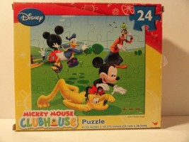Mickey Mouse Clubhouse 24 Piece Jigsaw Puzzle - $7.13