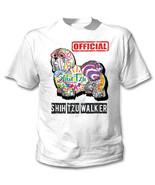 Shih tzu 1 - official walker c - NEW COTTON WHITE TSHIRT - $19.49