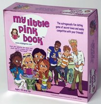 My Little Pink Book Board Game - $23.75