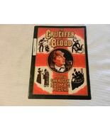 The Crucifer Of Blood Broadway Play Program Signed by Paxton Whitehead - $129.94