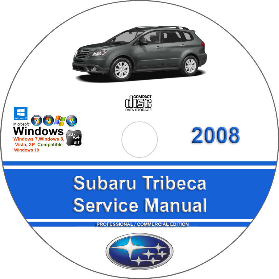 subaru tribeca 2008 ultimate factory and 50 similar items rh bonanza com 2008 Subaru Tribeca Inside 2008 subaru tribeca owner's manual