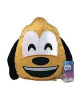 Disney Emoji Plush Pillow -Pluto - $44.64