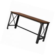 "Whalen Industrial 72"" Metal & Wood Workbench - $485.83"