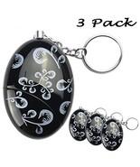 120dB Smart Emergency Personal Alarm Key Chain for Women,Kids,Girls,Supe... - $12.21