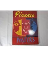 Picasso Posters Maria Costantino PRC Paperback Book - $14.84