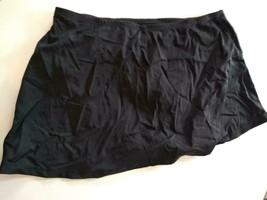24th & Ocean Tummy Control Black Swim Shorts Size Large image 2