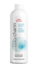 Wella Color Charm Activating Lotion, 15.4 oz