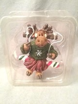 """Boyds Critter & Co Ornament """"Matilda Mooselswing"""" #25007 -New- 2004 - $24.99"""
