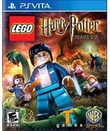 LEGO Harry Potter: Years 5-7 (Sony PlayStation Vita, 2012) Very good wit... - $39.99