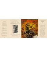 Edgar Rice BURROUGHS - TARZAN THE MAGNIFICENT FACSIMILE DUST JACKET - $21.56