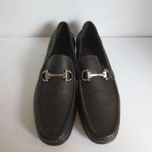 Magnifico US Shoes Ferragamo New Size 5 D C Leather Salvatore 1462 7 Loafers zISBWqB1