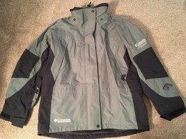 Womens Columbia Titnium Omni Tech Waterproof Breathable Ski Jacket Size M - $44.99
